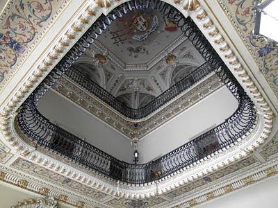 I principeschi interni di Villa Olmo