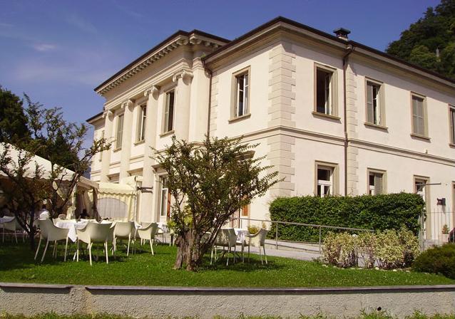La meravigliosa Villa Geno