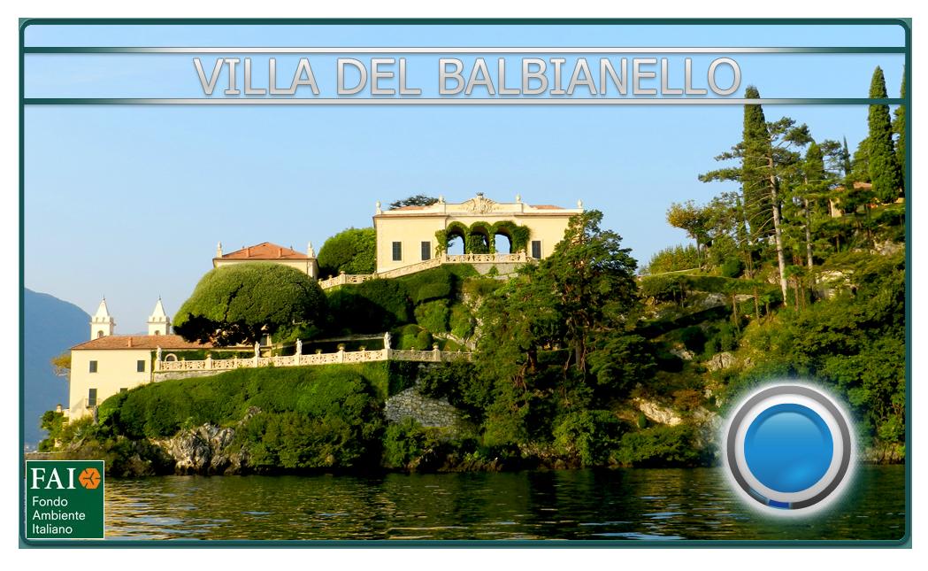 Video tour di Villa Balbianello
