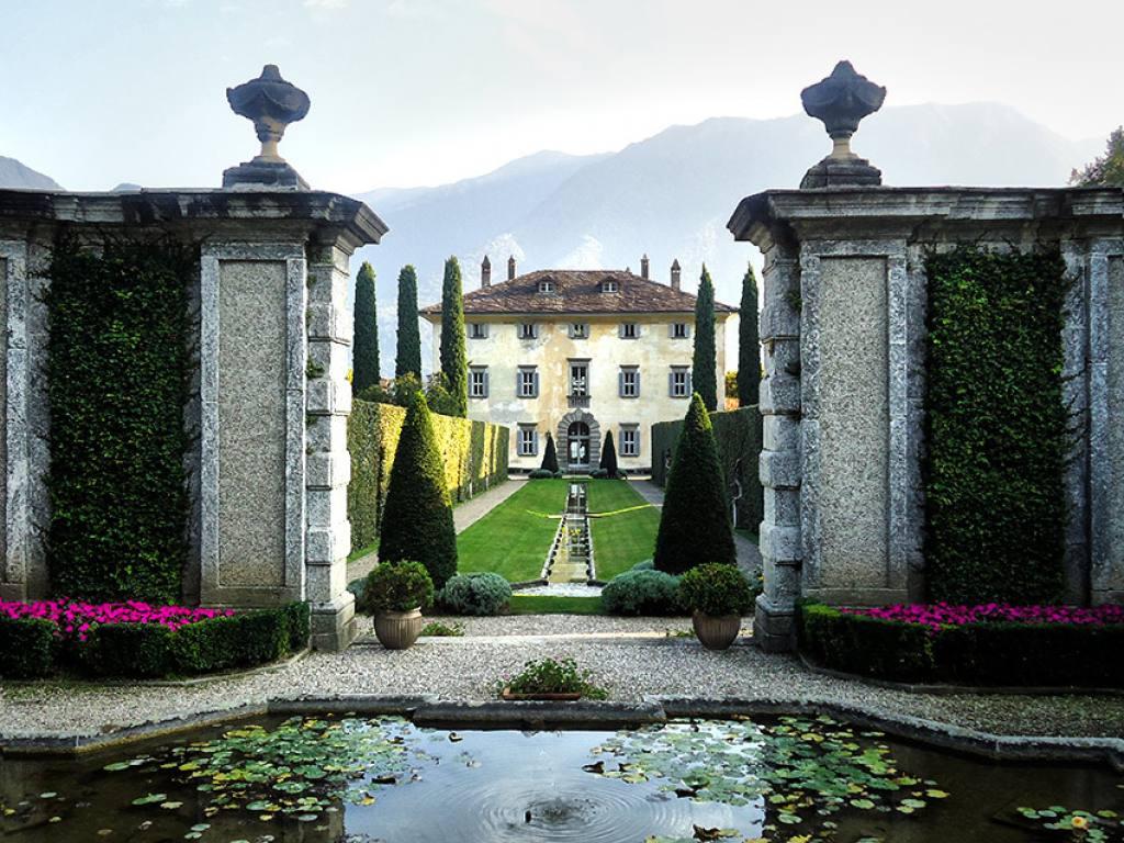 Villa Balbiano, la residenza del Cardinale Durini