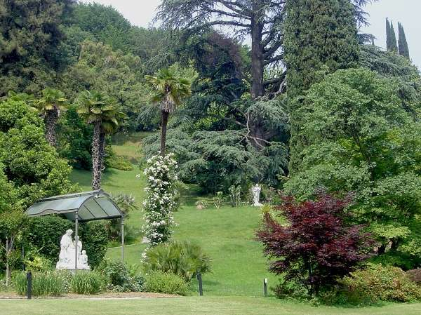 Parco e bosco di Villa Vigoni