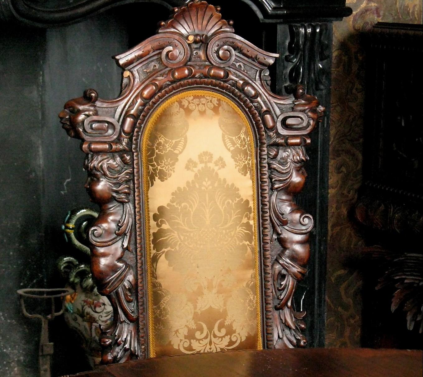 La Sala Nera di Villa Monastero