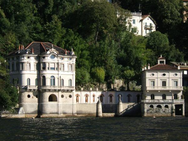 Una villa per la ballerina Maria Taglioni