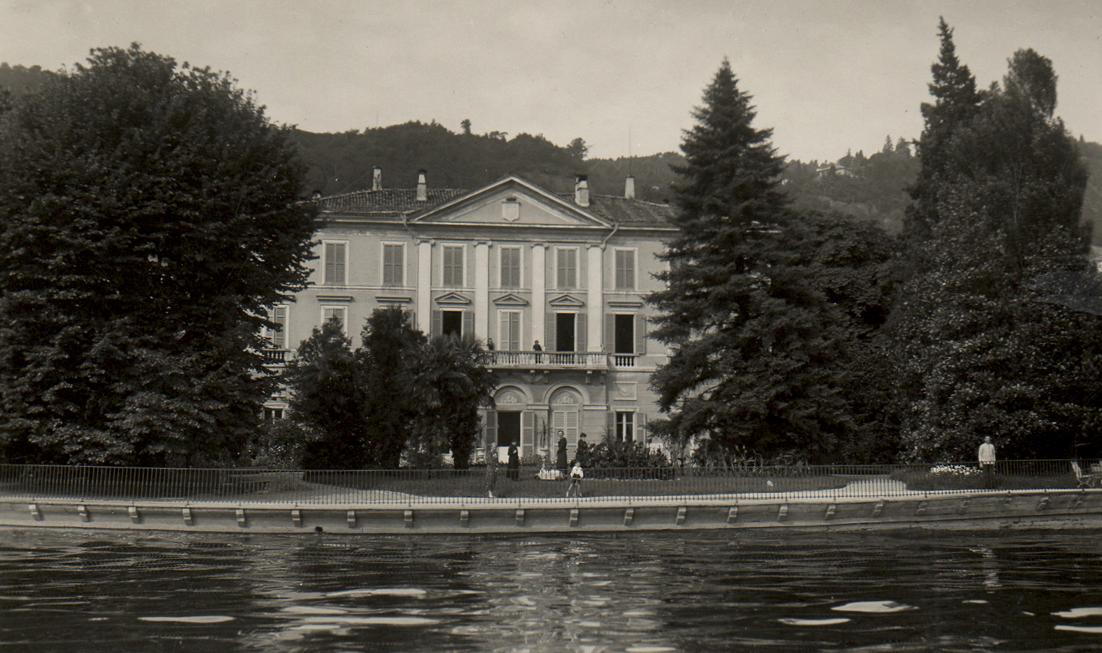 La residenza comasca del Generale Revel