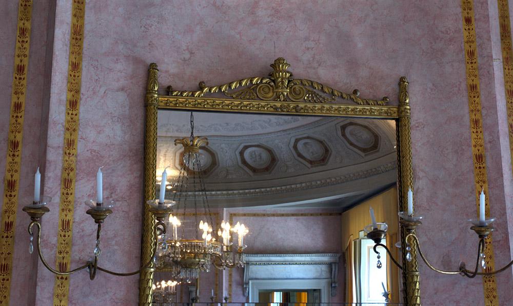 Tour virtuale all'interno di Villa Parravicini