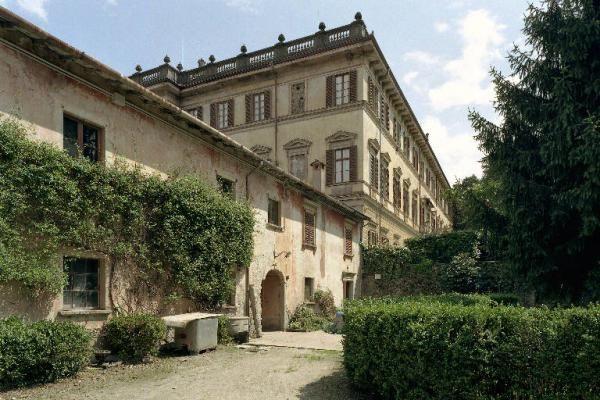 Aspetti architettonici di Villa Giulia
