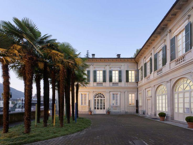 La storia di Villa Salazar