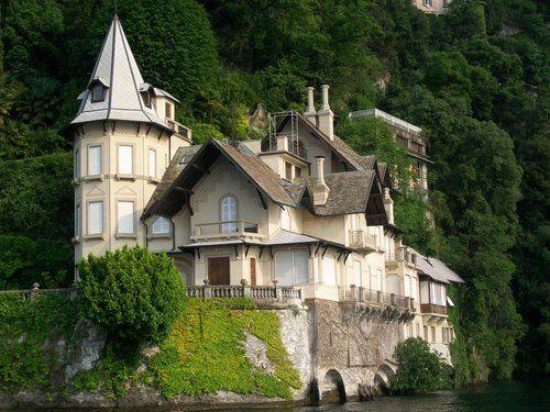 """La villa del Principe """"Turbascogli"""""""