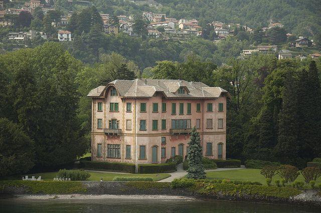 La storia di Villa Dozzio