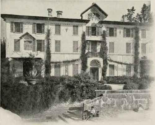 La vita attiva dell'ultimo marchese proprietario della Villa Trotti Bentivoglio