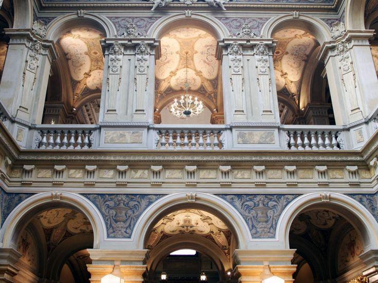 Le vacanze a Villa Erba di Luchino Visconti