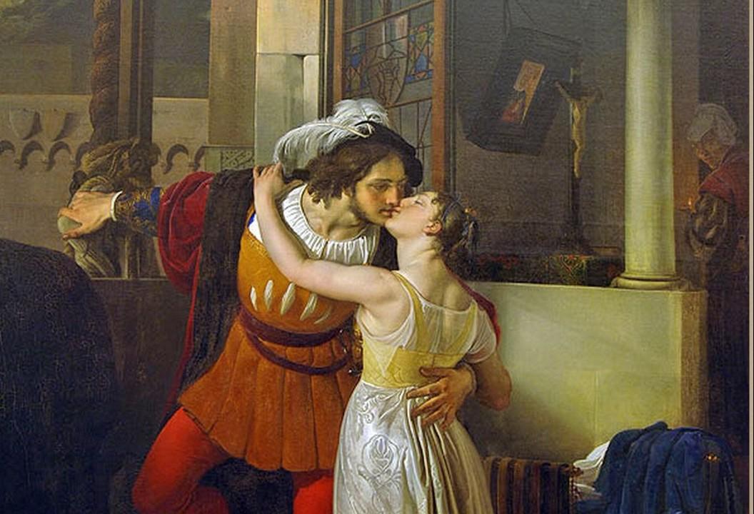 L'ultimo bacio a Villa Carlotta