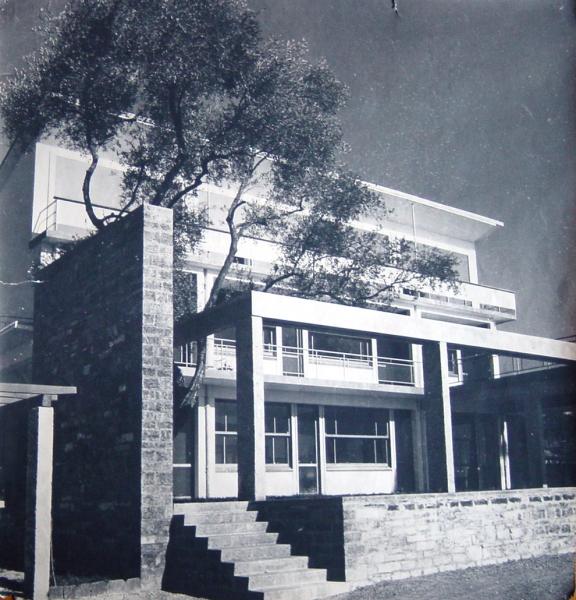 Il progetto di Villa Leoni