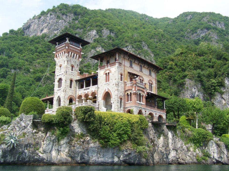La Gaeta, il castello degli architetti Coppedè