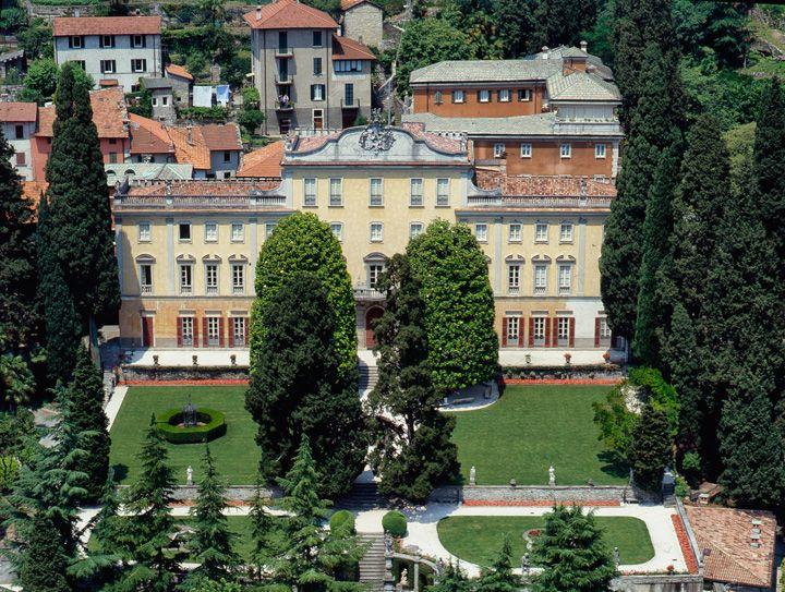 L'architettura di Villa Castello