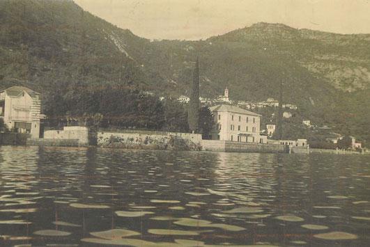 La storia di Villa Corte del Lago