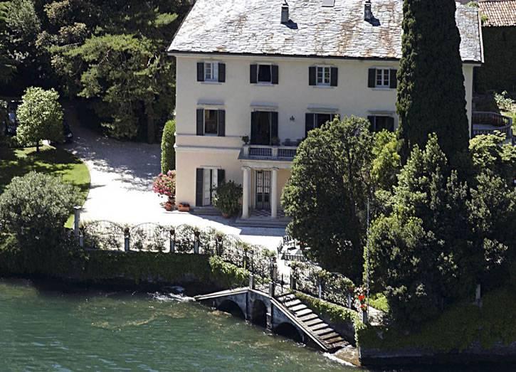 La storia di Villa Oleandra