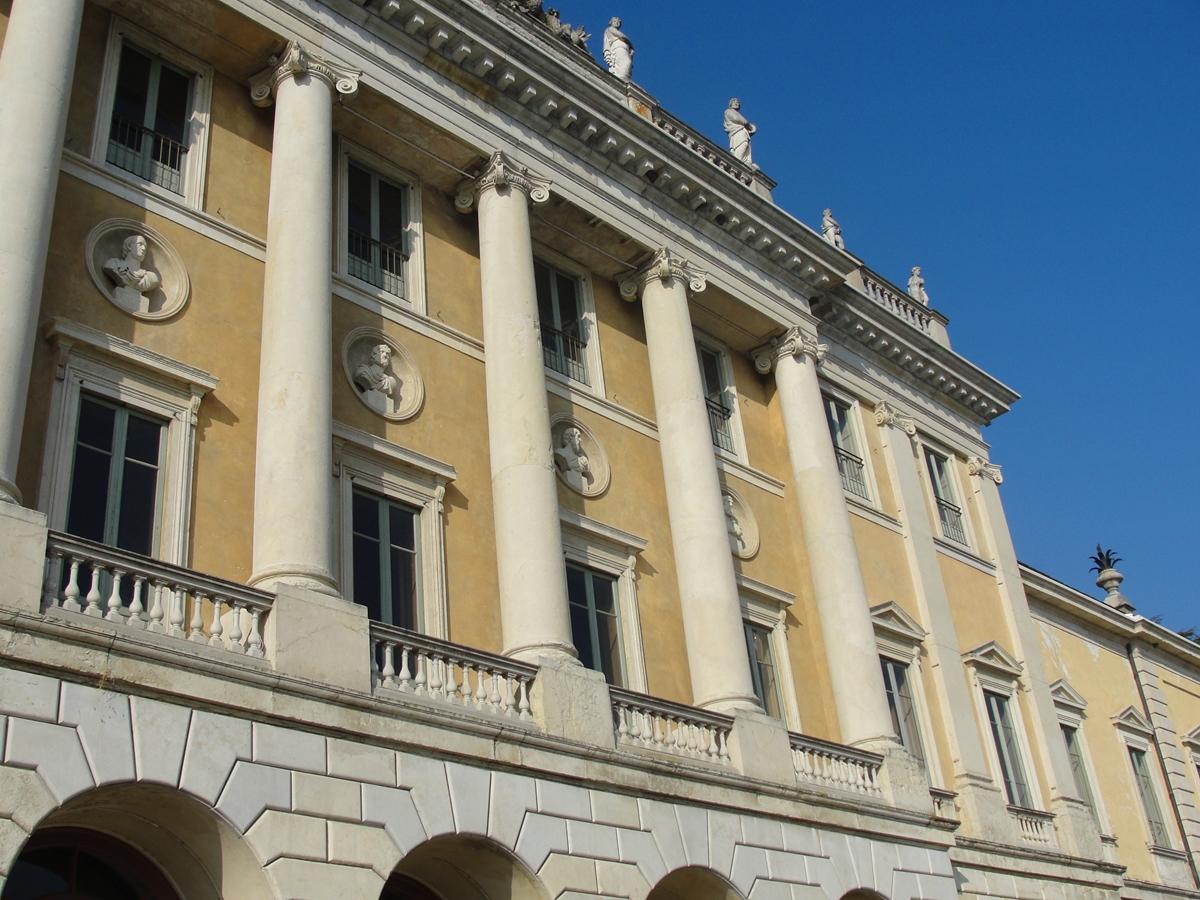 Cantoni, l'architetto neoclassico di Villa Olmo