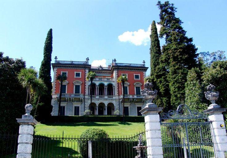 I proprietari di Villa Maria
