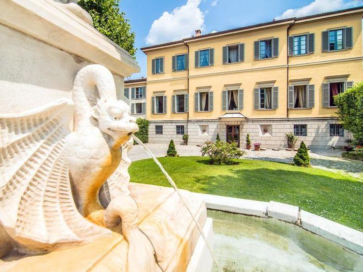Il romanzo di Villa Gallietta
