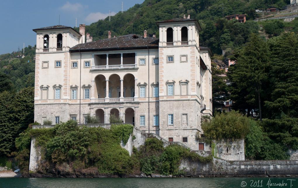 Un po' di storia del Palazzo Gallio
