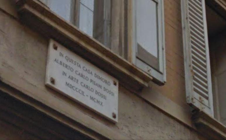 Casa Dossi - Via Brera