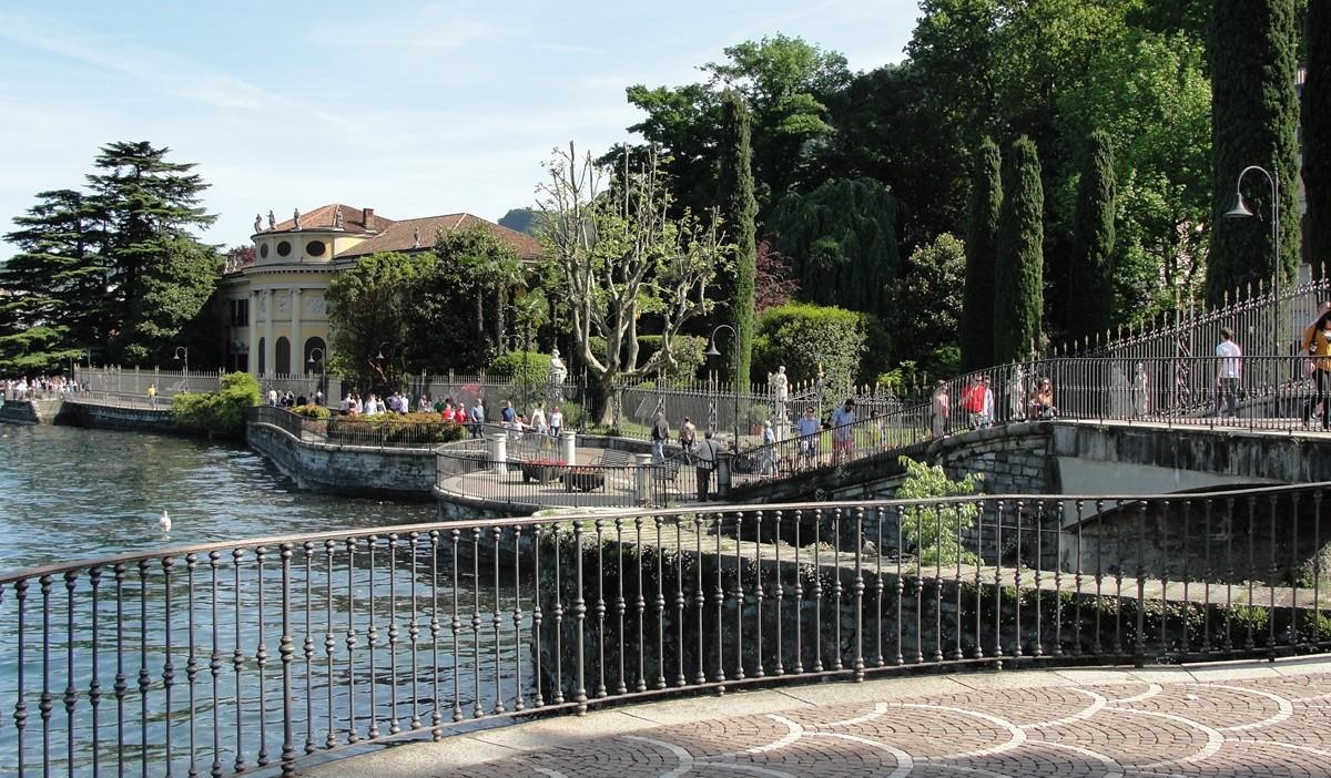 Passeggiata di Villa Olmo