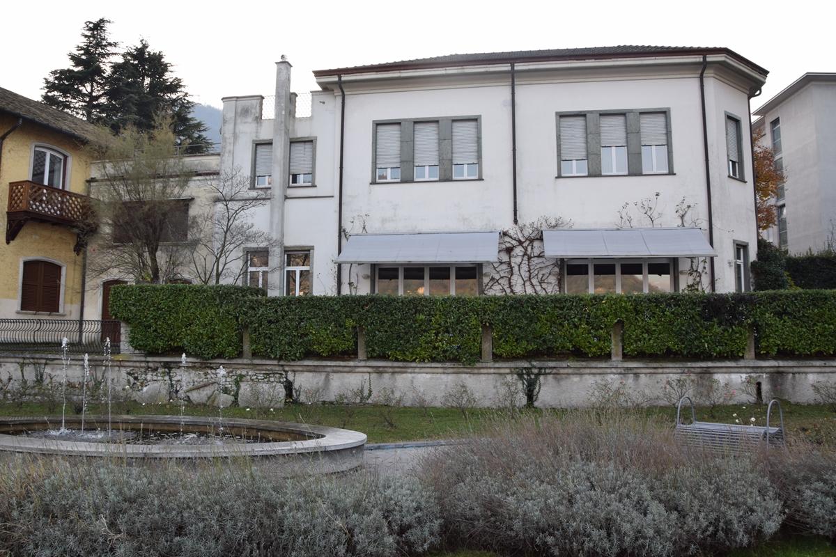 La storia di Villa Musa