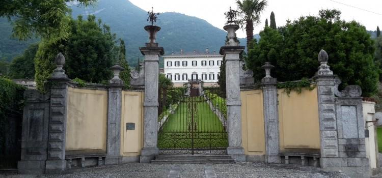 La storia di Villa Carlia