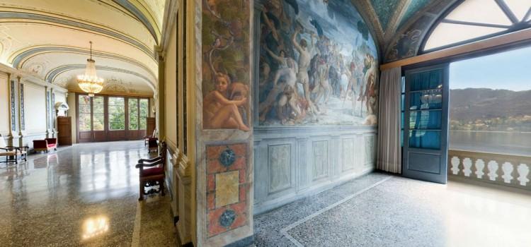 Il Conte Sommariva porta l'arte a Villa Carlotta