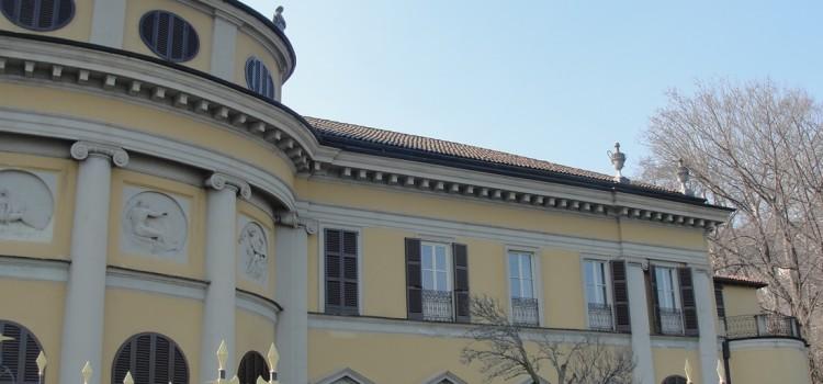 """L'aspetto architettonico di Villa Saportiti """"La Rotonda"""""""