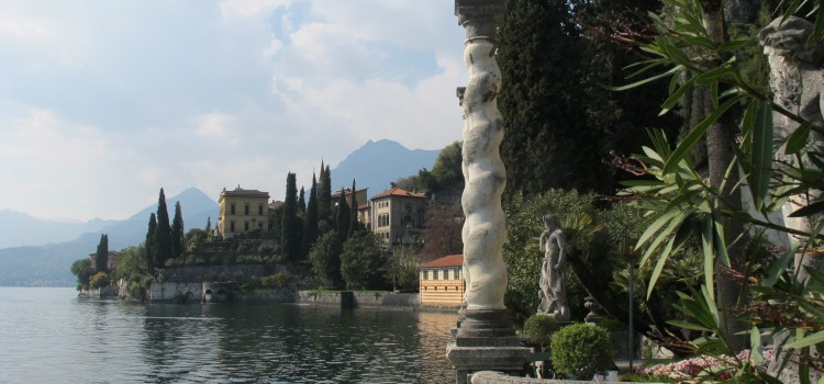 Weekend tra le ville di Varenna