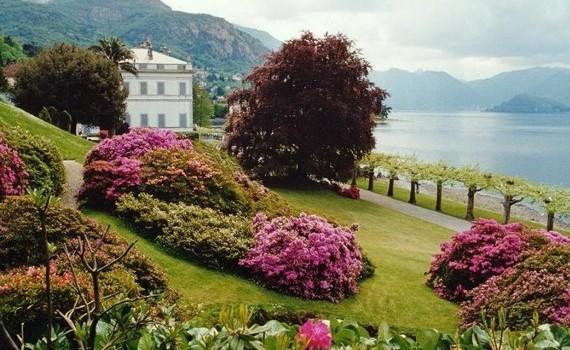 Visita virtuale ai Giardini di Villa Melzi