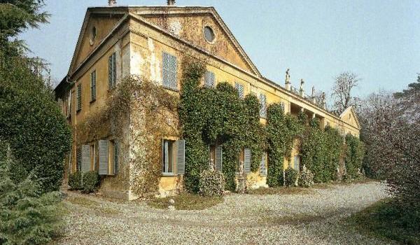 La storia di Villa Nuova Gastel