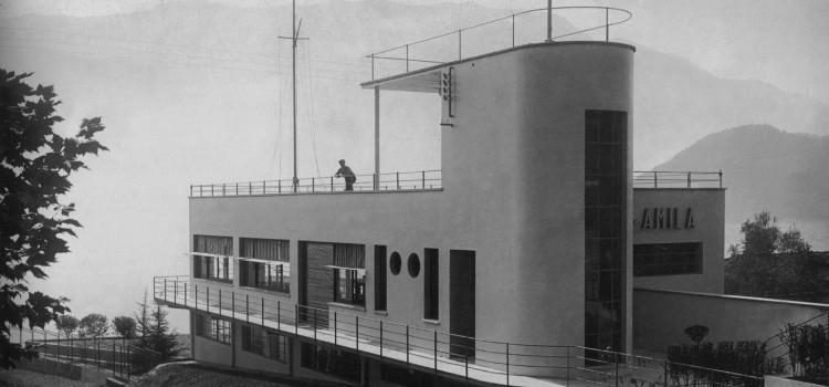 La storia di villa A.M.I.LA