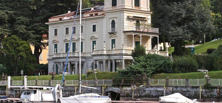 La villa della prestigiosa Famiglia Artaria