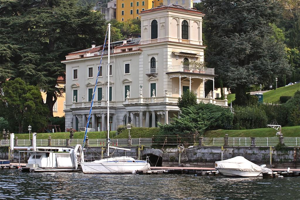 Villa Cademartori Mylius Cremer