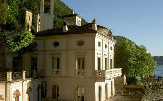 Villa Serena, la vicina di Villa Maria Taglioni