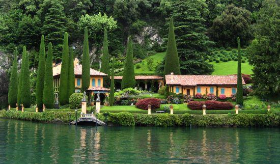 Gli ingegneri Mantegazza a Villa La Cassinella