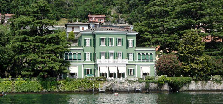 Villa dell'Orto a Laglio