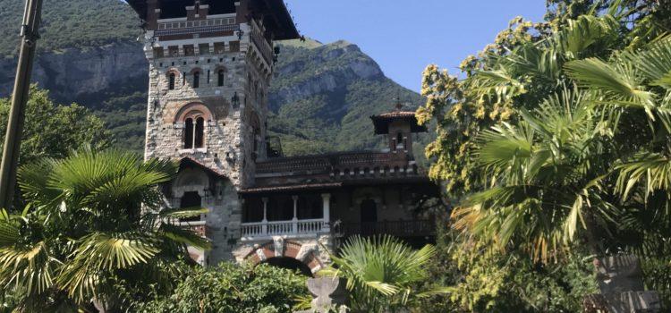 La villa copiata, Villa Pessina