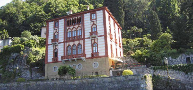 Villa Plinianina, lo stile veneto sul Lago di Como