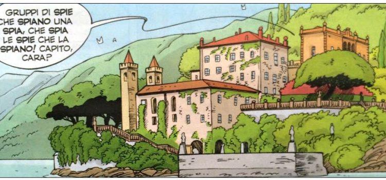 Le ville a fumetti