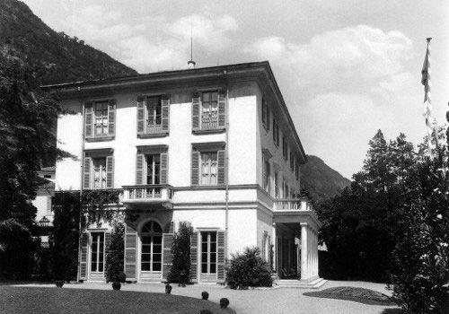 Il pittore di Villa Oleandra