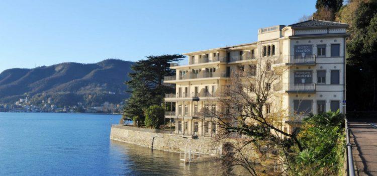 Il periodo romantico di Villa Flori